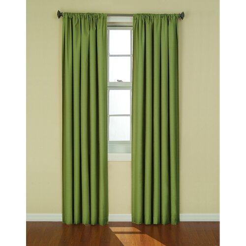 Single Window Curtain