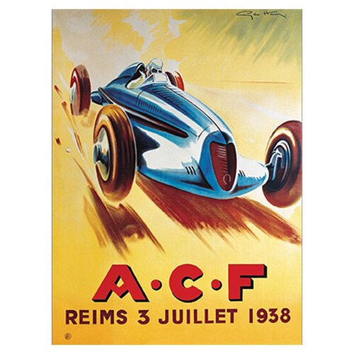 A.C.F. Canvas Art