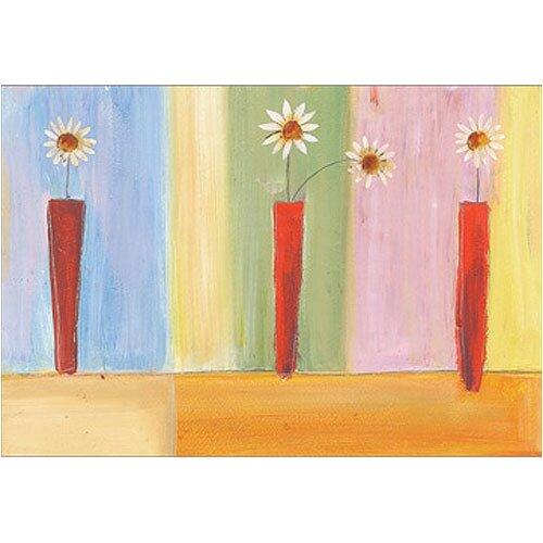 Art 4 Kids Daisies Canvas Art