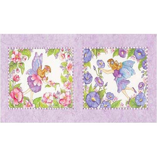 Art 4 Kids Flower Fairies Canvas Art