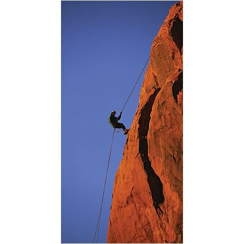 Art 4 Kids Rock Climber Canvas Art