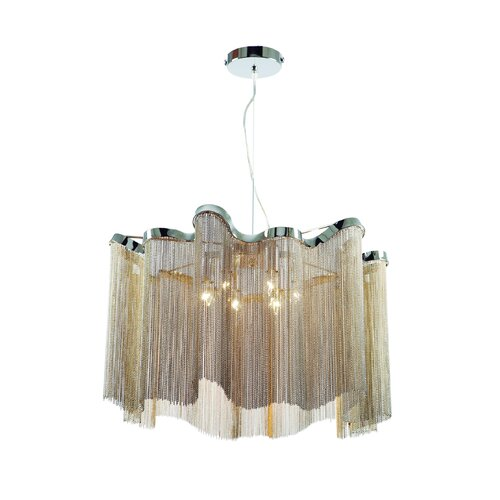 Gen-Lite Alegria 6 Light Pendant