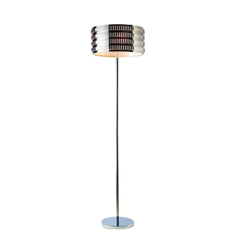 Gen-Lite Axis 3 Light Floor Lamp