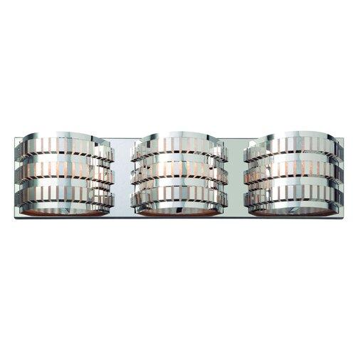 Gen-Lite Axis 3 Light Wall Sconce
