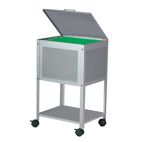 "Dainolite 27"" File Cart"