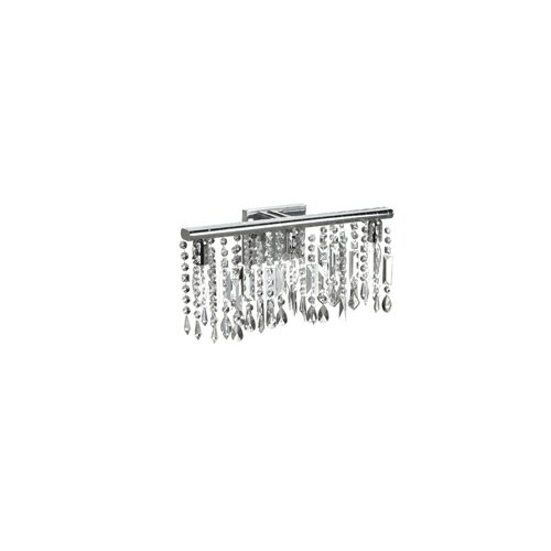 Dainolite Crystal 3 Light Bath Vanity Light