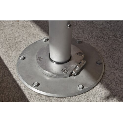 Frankford Umbrellas Deck Plate for Nova Umbrella