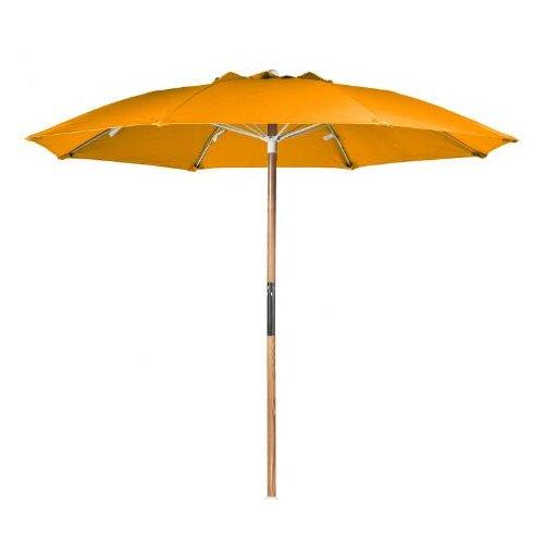 7.5' Ash Wood Center Pole Beach Umbrella