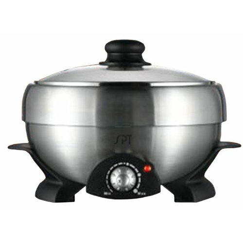 Sunpentown 3-Quart Multi-Cooker and Grill