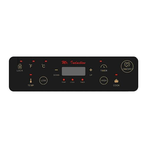 "Sunpentown 12"" Induction Cooktop"