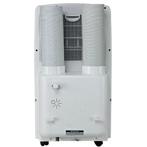 Sunpentown Dual-Hose 11,000 BTU Portable Air Conditioner