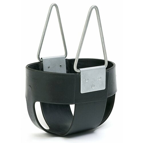 Action Play Systems Rubber Full Bucket Swing Seat