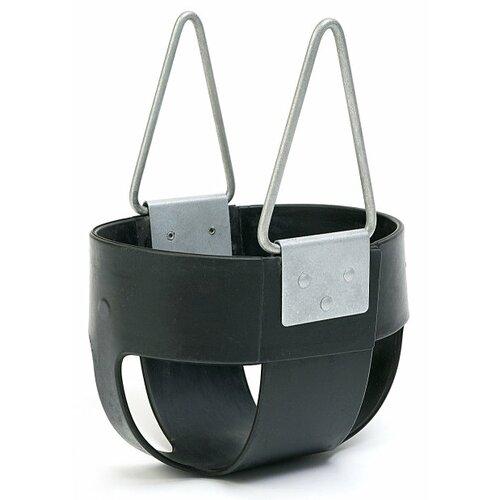 Rubber Full Bucket Swing Seat