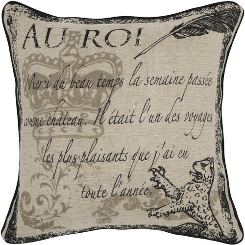 Jute Decorative Pillow