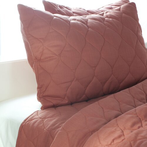 Rizzy Home Solid 3 Piece Quilt Set
