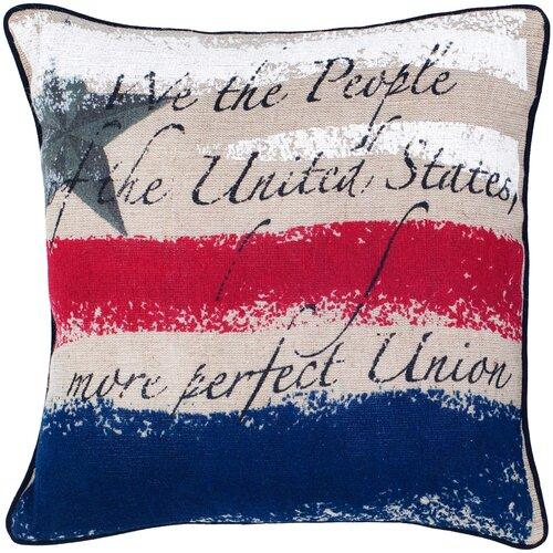 Jute Decorative Accent Pillow