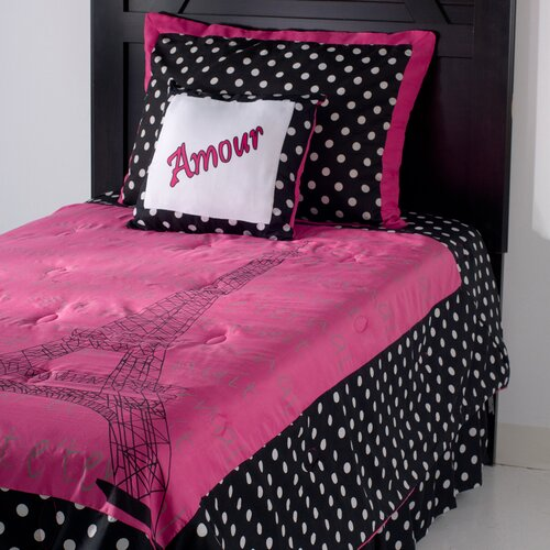 Rizzy Home Amour Kids 3 Piece Comforter Set