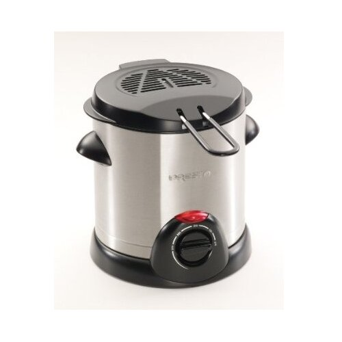 1 Liter Stainless Steel Deep Fryer