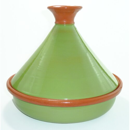 "Le Souk Ceramique Cookable 12"" Tagine"