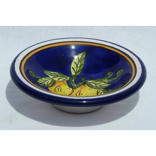 Le Souk Ceramique Citronique Design Serving Dish (Set of 4)