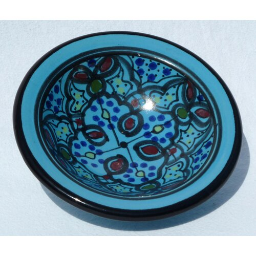 Le Souk Ceramique Sabrine Design Serving Dish (Set of 4)