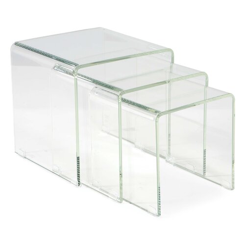 Moe's Home Collection Covo 3 Piece Nesting Tables