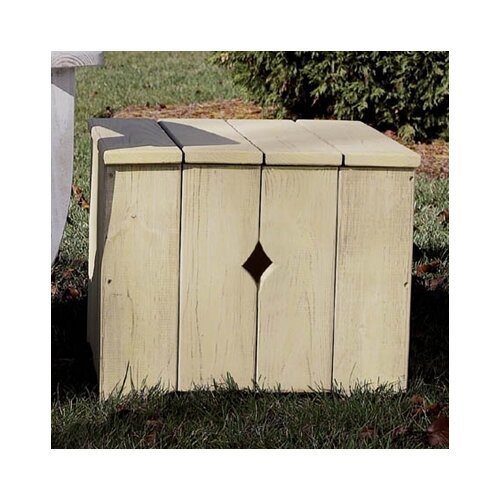 Uwharrie Chair Wood Companion Box with Lid