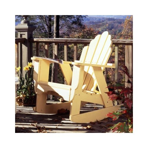 Uwharrie Chair Fanback Rocking Chair