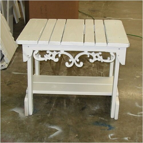 Uwharrie Chair Veranda Side Table