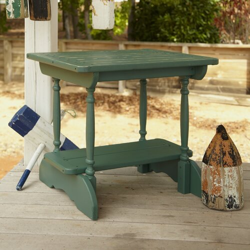 Uwharrie Chair Hatteras Side Table