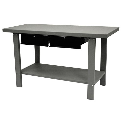 Homak Indust Steel Top Workbench