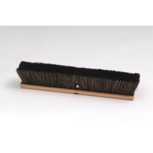 Laitner Brush 24 Horse Hair & Synthetic Push Broom