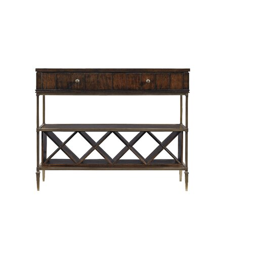 Stanley Furniture Avalon Heights Empire Serving Console Table