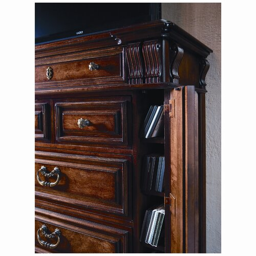 Stanley Furniture Costa Del Sol 4 Drawer Barcelona Stateroom Media Chest