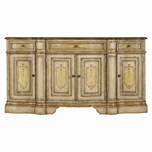 Stanley Furniture Grand Continental Tuscany Console Table