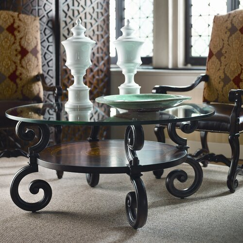 Stanley Furniture Costa Del Sol Galileo Celestini CoffeeTable