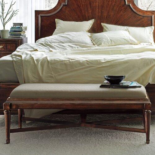 Stanley Furniture Avalon Heights Nash Bedroom Bench