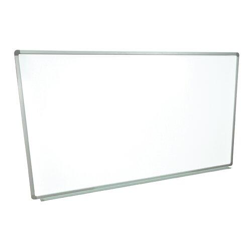 "Luxor Wall-mounted 3' 4"" x 6' Whiteboard"