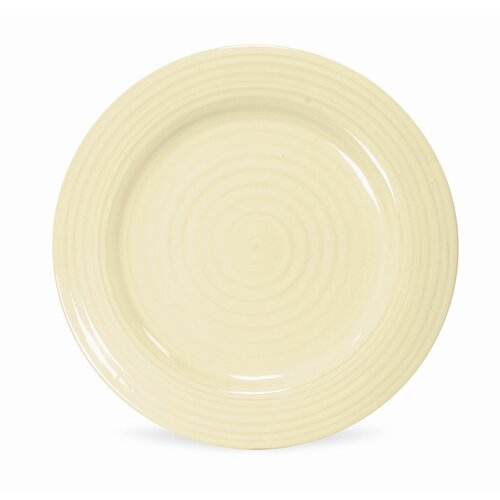 """Portmeirion Sophie Conran Biscuit 9"""" Luncheon Plate"""