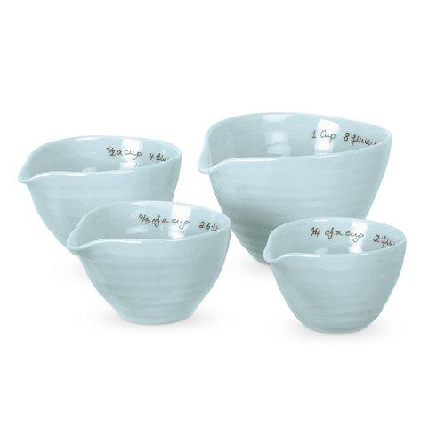 Sophie Conran Celadon Measuring Cup (Set of 4)