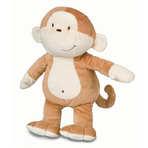 Asthma and Allergy Friendly Large Monkey Plush