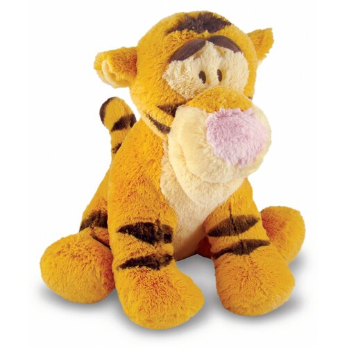 Pooh Tigger Plush with Large Red Shirt