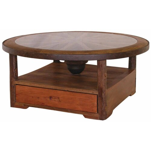 Groovystuff Prairie Desperado Coffee Table