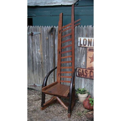 Groovystuff Sundance Ladder Dining Arm Chair