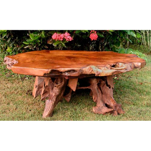 Groovystuff Back To The Roots Bighorn Root Coffee Table