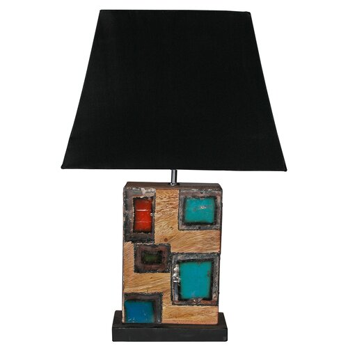 Groovystuff Chris Bruning Nouveau Block Table Lamp