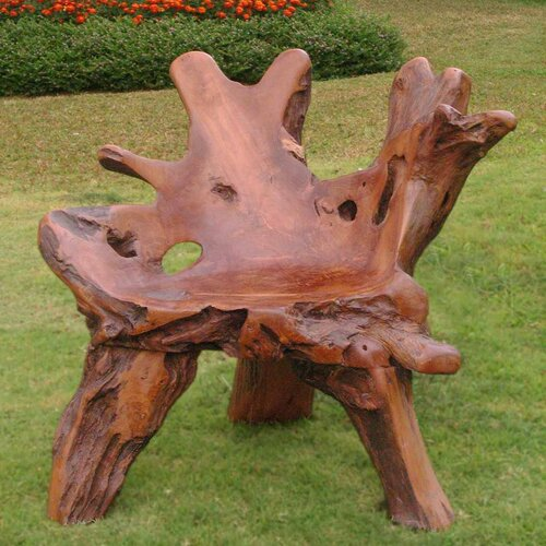 Groovystuff Bighorn Root Dining Side Chair