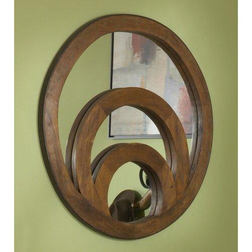 University Hall Eclipse Mirror