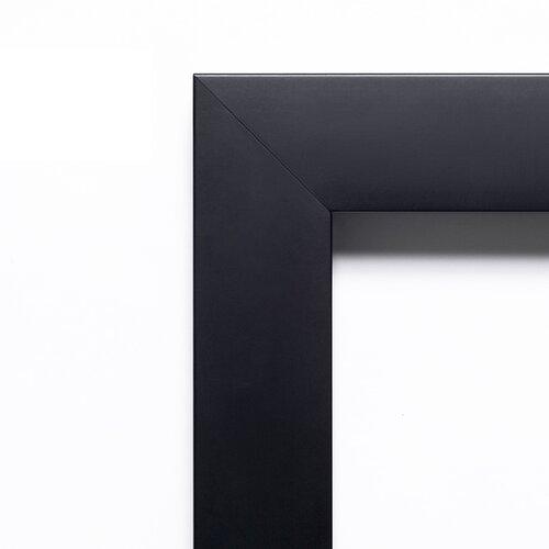 Amanti Art 'Fistral Nero Blanco' by Denise Duplock Framed Graphic Art