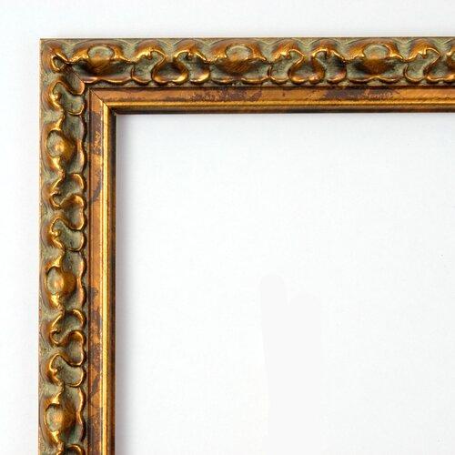 Amanti Art Full Sail (Union Jack) Italian Engraving Framed Painting Print